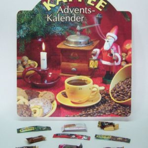 Kaffeekalender traditionell