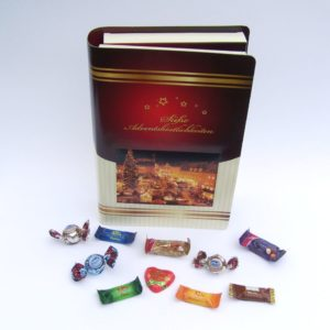 Adventskalender Buch